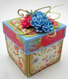 Scor-pal: Explosion Box by Lori Williams