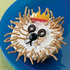 preschool animal snack