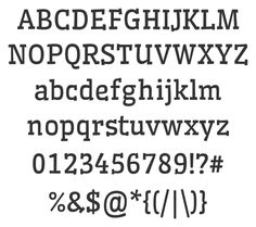 Free fonts! http://www.fontsquirrel.com/fonts/list/newlyadded poster letter, free font, display letter