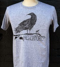 Nevermore Raven T-Shirt