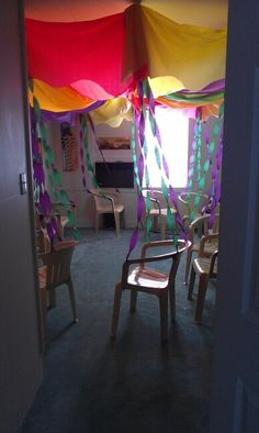 Salvations Swings at Colossal Coaster World VBS