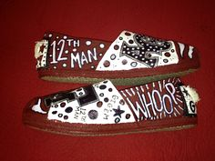 Texas Aggie Toms by:  Karen Laughlin