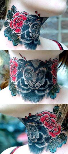 #tattoo by Anna Enola