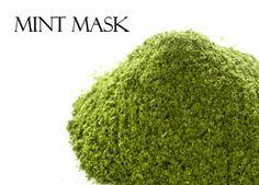 ♥ Indian Beauty Spot ♥ – MINT Face Masks