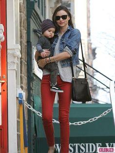 miranda kerr. Love her style!