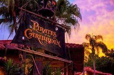 Pirates of the Caribbean at Disney!!!