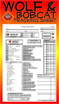 Need a way to * track WOLF, BOBCAT, Arrow Points, Progress Towards Rank beads, and Gold & Silver Arrow Points? This is a great PRINTABLE Tracking sheet. This site has other tracking sheets and a lot of great Cub Scout Ideas compliments of Akelas Council Cub Scout Leader Training. Utah National Parks Council has planned this exciting 4 1/2 day Cub Scout Leader Training that covers lots of Cub Scout Info and Webelos Outdoor Experience, and much more. For more info go to AkelasCouncil.com