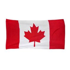 Canada Flag Towel | Canada Day Party