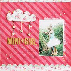 Mini Girl by Zoe Pea