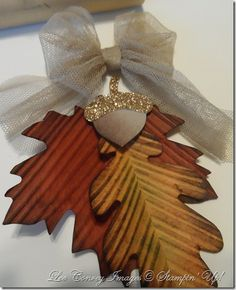 Gorgeous Autumn Leaves Tutorial