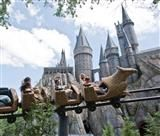 Islands of Adventure and the Wizarding World of Harry Potter because our kids loved it there.