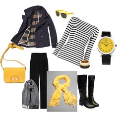 like this nautical themed outfit