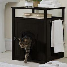 Cat Litterbox Concealer