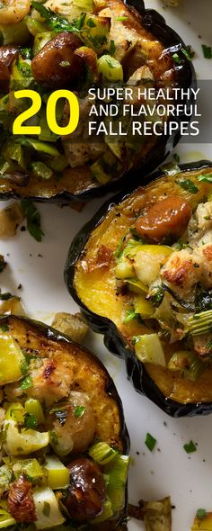 Thanks to wonderful seasonal vegetables like Brussels sprouts, apples and butternut squash, these recipes are packed with flavor???and nutrients. Here, 20 of our tastiest recipes.