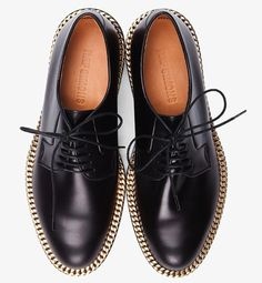 Raf Simons Spring/Summer Men's Shoe Collection 2012