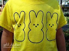 Peeps t-shirt