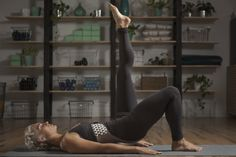 The Easy Pilates Routine That'll De-Stress Your Life