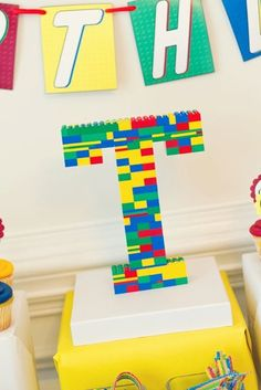 Lego decor