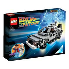 LEGO® Back to the Future™ at San Diego Comic Con, On Sale August 1 Globally – The Official LEGO® CUUSOO Blog