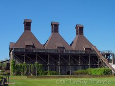 Hop Kiln Winery in Healdsburg