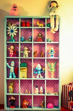 "Elinor's Blog: Preview ""DIY - Renew cube storage organizer for tiny dolls """