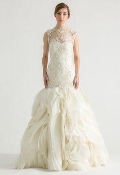 Sareh Nouri Spring 2014 Wedding Dresses