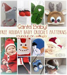 Crochet patterns for Christmas.