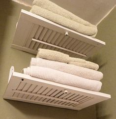 laundry room shelves