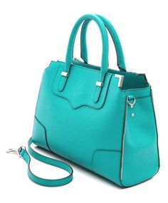 pretty #teal satchel  http://rstyle.me/n/jnev9pdpe
