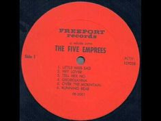 The Five Emprees  Over The Mountain 1965