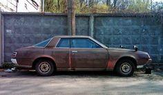 Ukraine Find: 1978 Mitsubishi Lambada - http://barnfinds.com/ukraine-find-1978-mitsubishi-lambada/