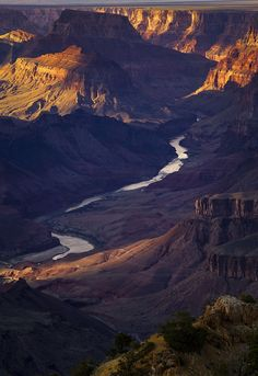 sunset - Grand Canyon