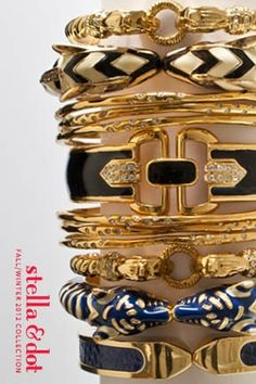Gold! Fall 2012 Collection Preview