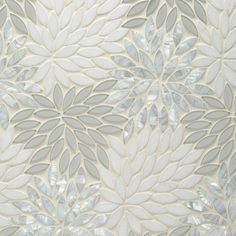 For focal wall behind soaking tub -- Artistic Tile | Estrella Grande