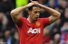 Above, picture of Rio Ferdinand who refused to wear the 'Kick It Out' T- shirt on Saturday.  http://www.asiaone.com/News/Latest%2BNews/Sports/Story/A1Story20121023-379331.html