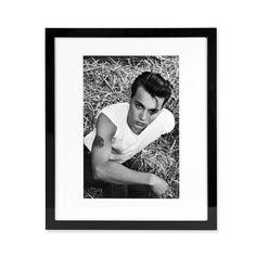 "Jonathan Adler Henny Garfunkel ""johnny Depp As Cry Baby"" Photograph in All Art"