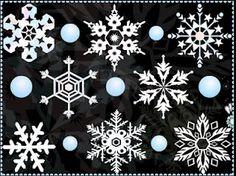Virtual Snow Builders for Mimio Activities
