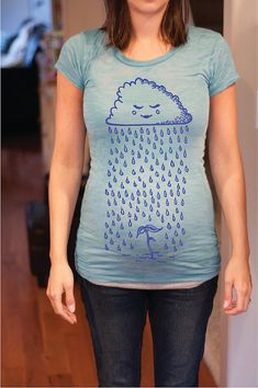 Adorable maternity shirt @Alex Bourret