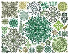 craft, crossstitch pattern, stars, cross stitchneedlepoint, chart