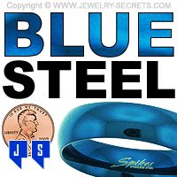 ► ► Blue Steel Rings for ONE PENNY! Get One Today!