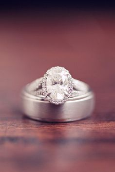 This is quite possibly the perfect ring.