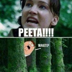 Peeta!!! LOL