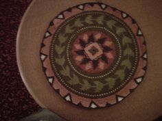 """Stage 2 - The Beast  """"Round We Go"""" pattern by Gabriele Gusso-Baldwin available at Annie's Attic"""