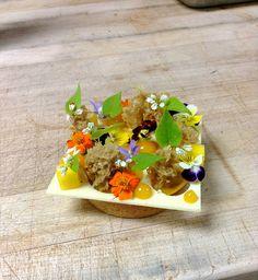 Mango Hazelnut Tart...... by Pastry Chef Antonio Bachour, via Flickr