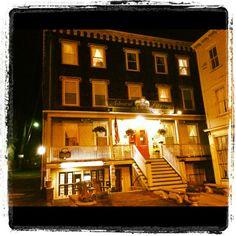 Admiral Fitzroy Inn in Newport, RI