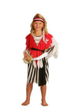 Déguisement pirate fille : Deguise-toi, achat de Deguisements enfants