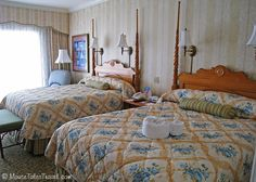 Disney's Grand Floridian Resort & Spa - the flagship WDW resort.