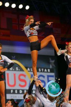 . #cheer 'cheerleader #cheerleading #stunt #stunting
