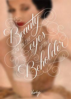 Quotes & Fashion. La bellezza è …