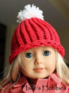 Doll Hats / Scarves/ Gloves on Pinterest American Girl ...